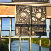 Asylum at the border of U.S. and Mexico