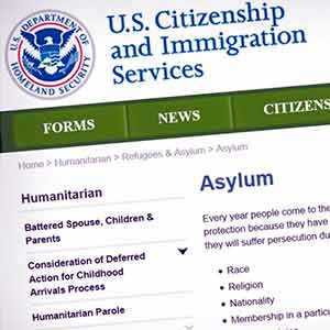 asylum interview in San Francisco   scheduling changes